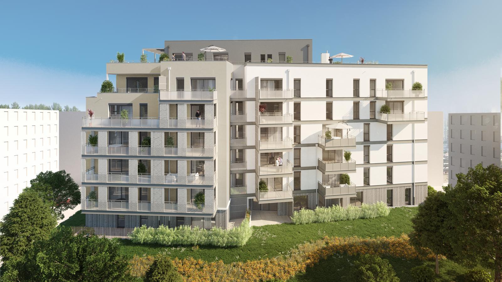 Programme immobilier Lyon 7ème (69007)  ALT7