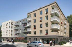Programme immobilier LNC4 appartement à Décines (69150) CENTRE VILLE