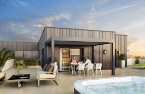 Programme immobilier VAL36 appartement à Lyon 3ème (69003) PROCHE COMMERCES
