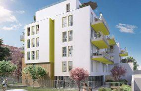 Programme immobilier VAL35 appartement à Villeurbanne (69100) PROCHE COMMERCES