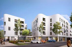 Programme immobilier NOH11 appartement à Décines (69150) CENTRE VILLE