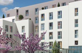 Programme immobilier KAB4 appartement à Villeurbanne (69100)