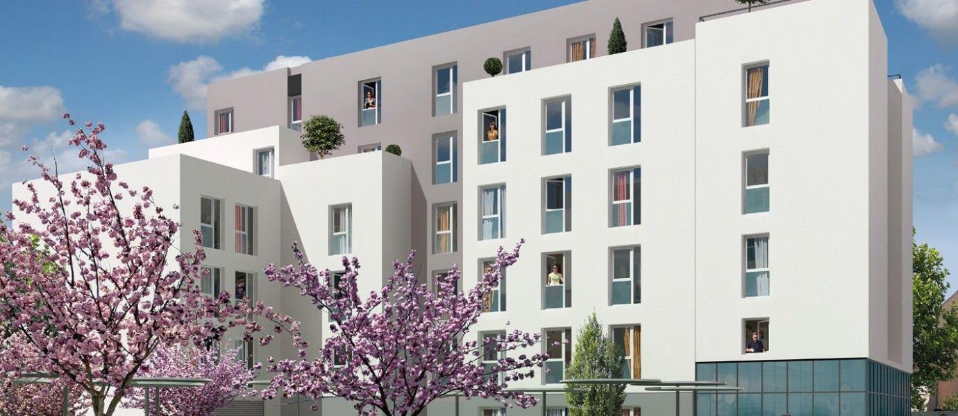 Programme immobilier Villeurbanne (69100)  ALT7