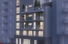 Programme immobilier BAT1 appartement à Lyon 3ème (69003) 10 mn PART DIEU
