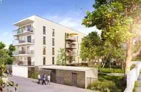Programme immobilier NP15 appartement à Vaulx-en-Velin (69120)
