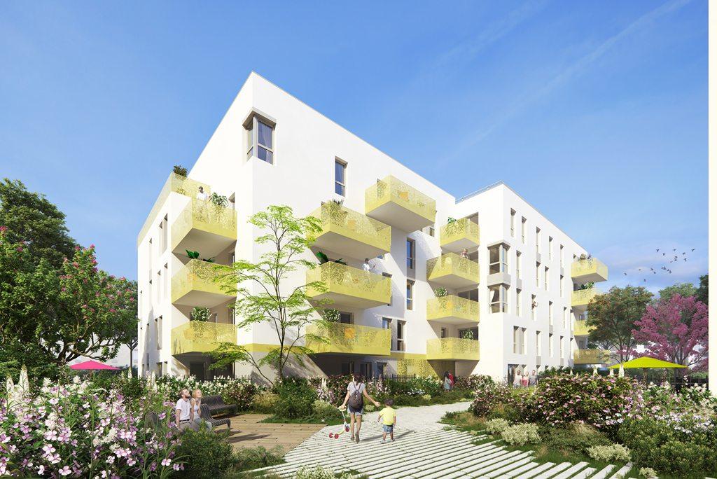 Programme immobilier NP16 appartement à Vénissieux (69200)