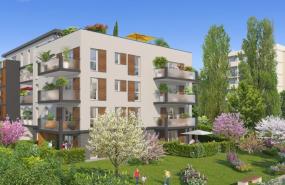 Programme immobilier AJA5 appartement à Tassin-la-Demi-Lune (69160)