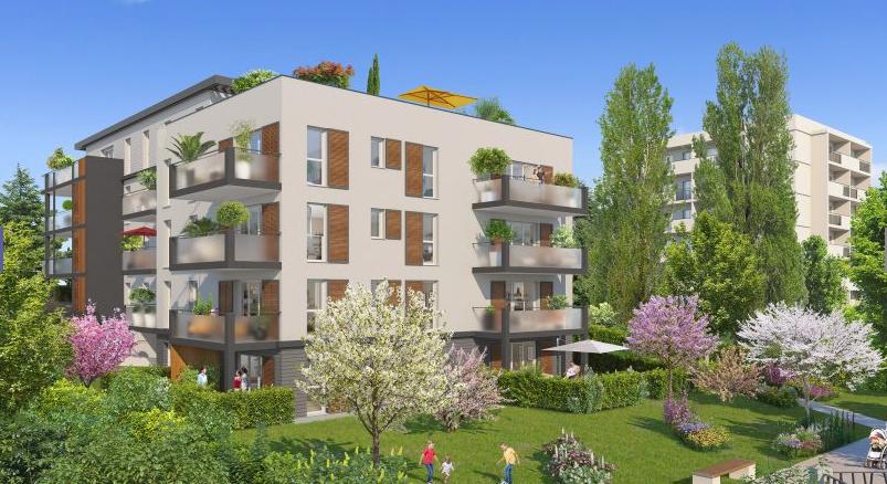 Programme immobilier Tassin-la-Demi-Lune (69160)  VAL22