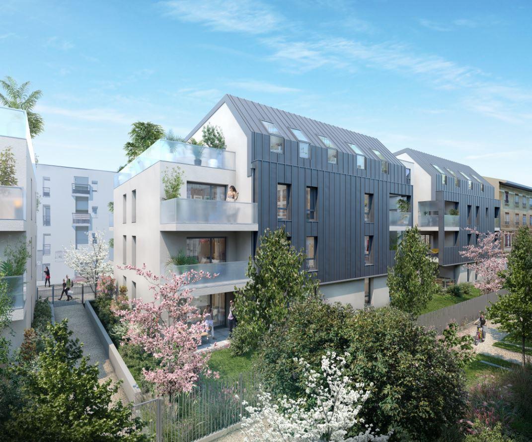 Programme immobilier NEO6 appartement à Villeurbanne (69100)