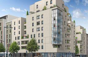 Programme immobilier BOW15 appartement à Lyon 8ème (69008) MONTPLAISIR