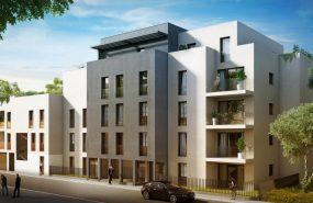 Programme immobilier SAG8 appartement à Villeurbanne (69100)