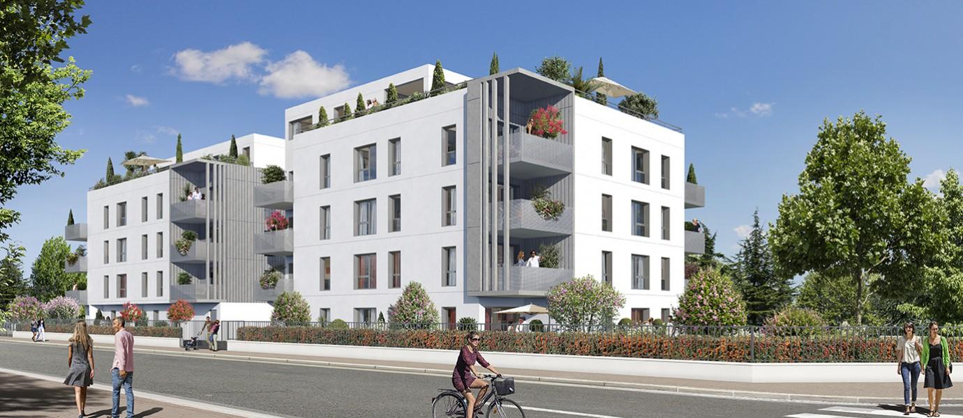 Programme immobilier Lyon 5ème (69005)  NP4