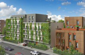 Programme immobilier NEO7 appartement à Villeurbanne (69100)