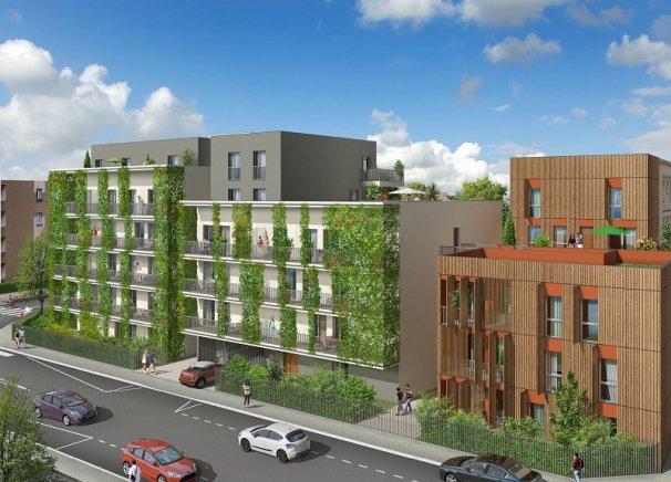 Programme immobilier Villeurbanne (69100)  KAB2