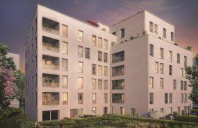 Programme immobilier NEO1 appartement à Villeurbanne (69100)