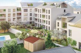 Programme immobilier OGI11 appartement à Chassieu (69680)