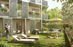 Programme immobilier OGI1 appartement à Craponne (69290) PROCHE CENTRE VILLE