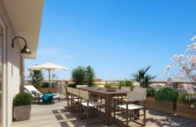 Programme immobilier OGI10 appartement à Villeurbanne (69100) PROCHE MEDIPOLE