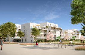 Programme immobilier ALT2 appartement à Villeurbanne (69100)