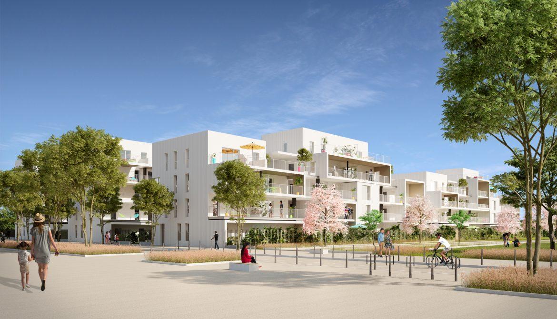 Programme immobilier Villeurbanne (69100)  NEO6
