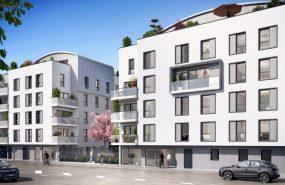Programme immobilier ALT18 appartement à Caluire (69300) PROCHE TETE D'OR