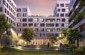 Programme immobilier ALT16 appartement à Villeurbanne (69100)