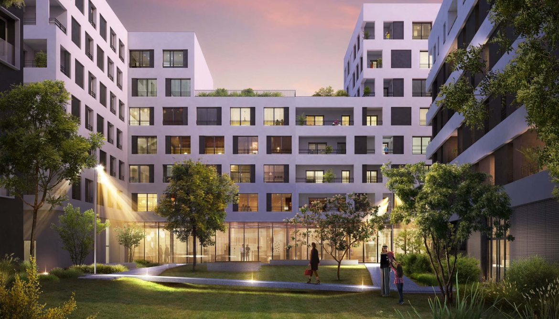 Programme immobilier Villeurbanne (69100)  KAB1