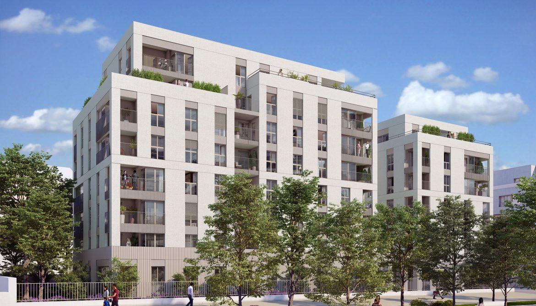 Programme immobilier Lyon 8ème (69008)  VIN2
