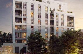 Programme immobilier ALT6 appartement à Lyon 8ème (69008)