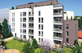 Programme immobilier MIP2 appartement à Villeurbanne (69100)
