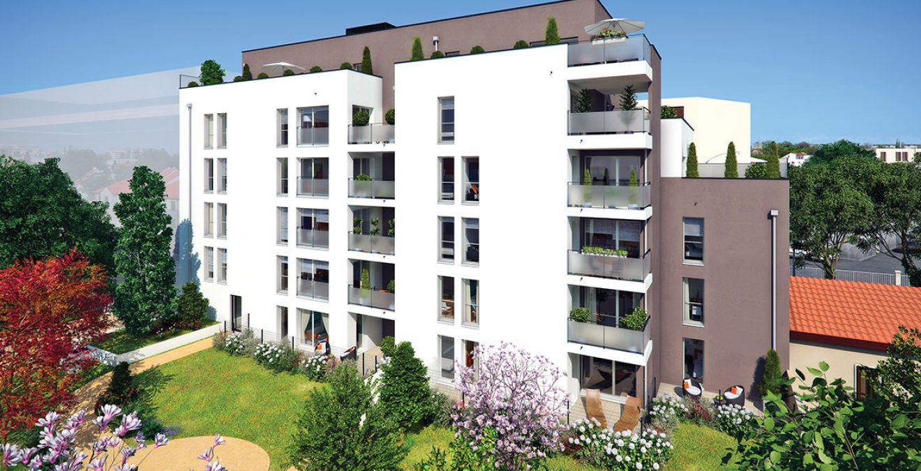 Programme immobilier Villeurbanne (69100)  AJA5