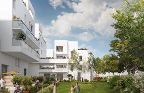Programme immobilier NOH1 appartement à Villeurbanne (69100)