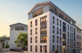Programme immobilier EQ1 appartement à Lyon 1er (69001)