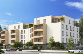 Programme immobilier EQ3 appartement à Meximieux(01800) COEUR CENTRE VILLE