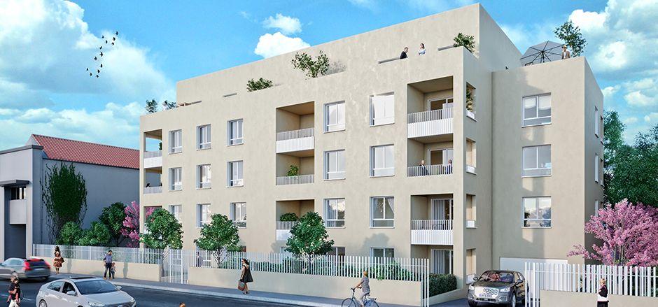 Programme immobilier Lyon 8ème (69008)  ICA11