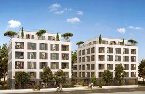 Programme immobilier KAB1 appartement à Villeurbanne (69100)