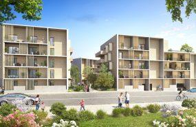 Programme immobilier VIN1 appartement à Villefranche-sur-Saône (69400)