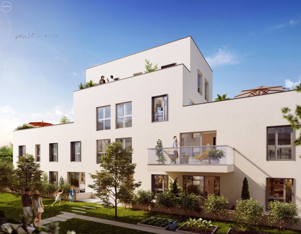 Programme immobilier Villeurbanne (69100)  VAL10