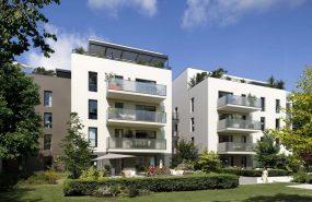 Programme immobilier ICA5 appartement à Lyon 3ème (69003) MONTCHAT