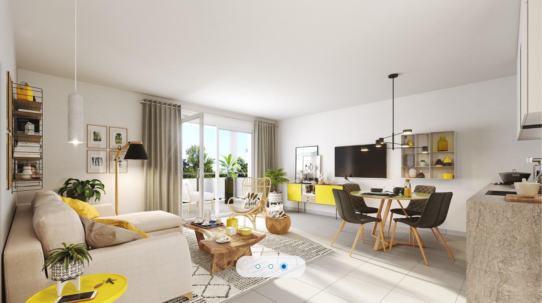 Programme immobilier Givors (69700) PROCHE CENTRE VILLE VAL9