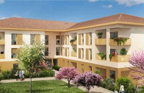 Programme immobilier PI4 appartement à Rillieux-la-Pape (69140)