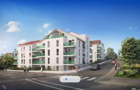 Programme immobilier CO2 appartement à Saint-Fons (69190)