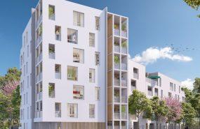 Programme immobilier ALT23 appartement à Vaulx-en-Velin (69120) CARRE DE SOIE