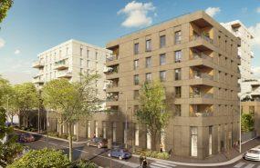 Programme immobilier ALT22 appartement à Villeurbanne (69100) 15 MN DE LA PART DIEU