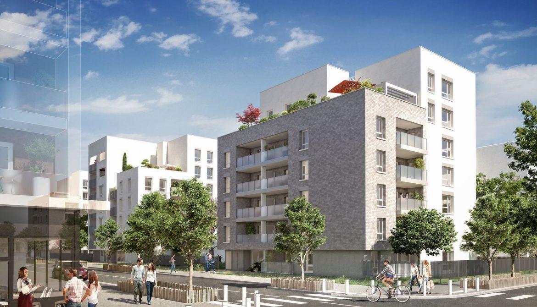 Programme immobilier Villeurbanne (69100)  ICA10
