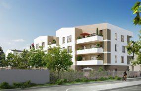 Programme immobilier ALT26 appartement à Brignais (69530)