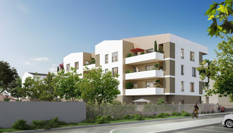 Programme immobilier Brignais (69530)  BOW8