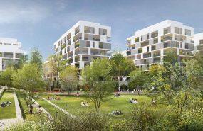 Programme immobilier KAB5 appartement à Vénissieux (69200)