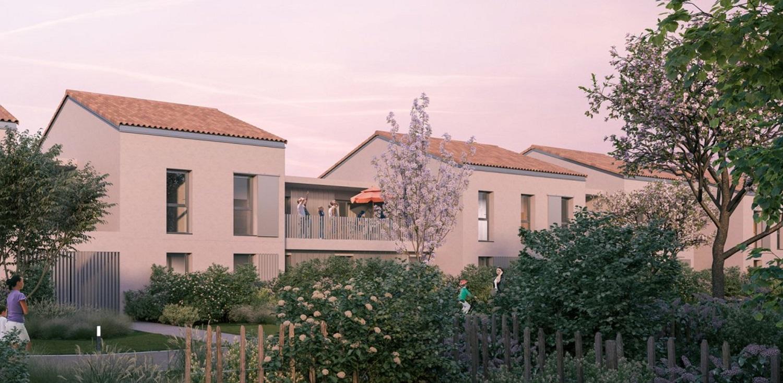 Programme immobilier EDO5 appartement à Saint Laurent de Mûre (69720)