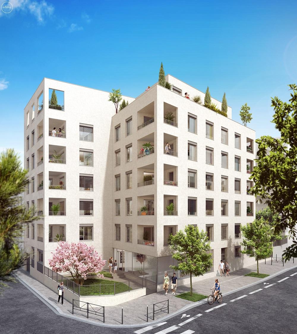 Programme immobilier Lyon 9ème (69009)  EQ5